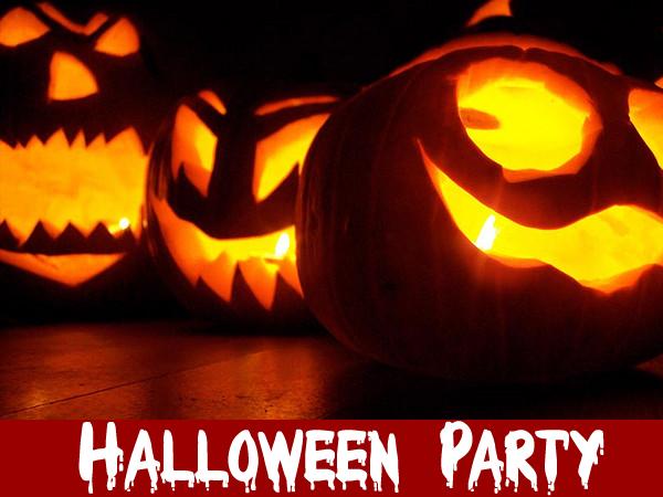 10月31日 ハローウィンパーティー