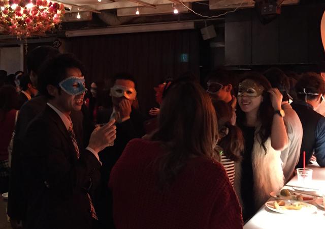 名古屋 仮面パーティーフィーリング