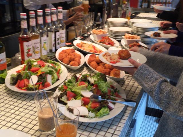 街コン 名古屋の食事