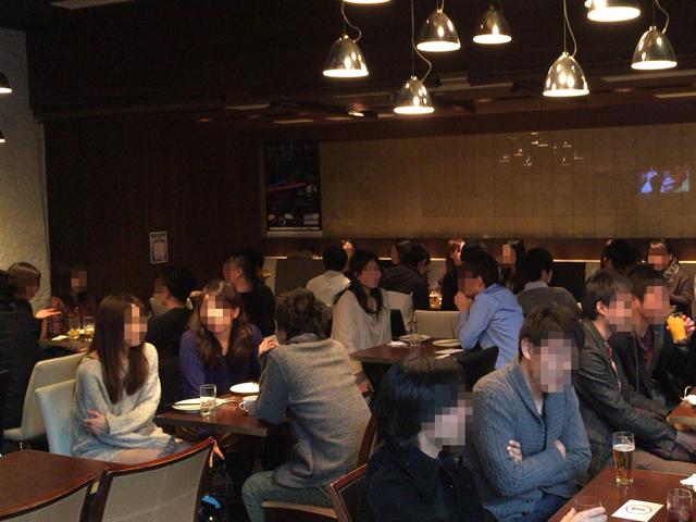 街コン 名古屋 伏見のトラベルカフェ