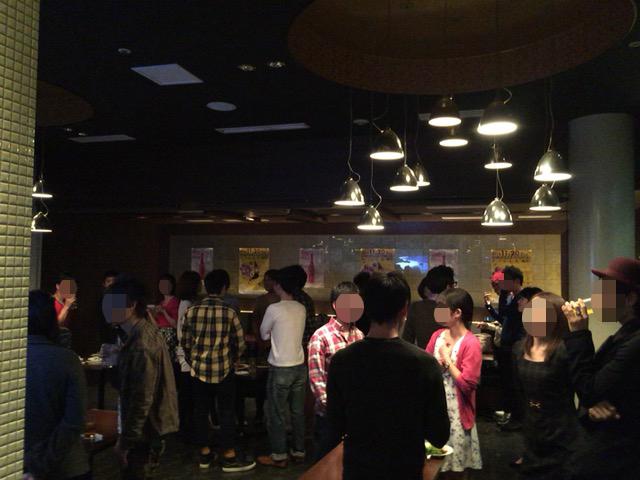 名古屋パーティー トラベルカフェ伏見で婚活パーティー
